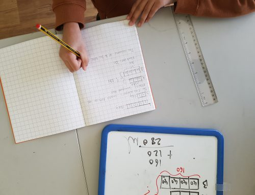 Video: A Singapore Maths Lesson at the Academy